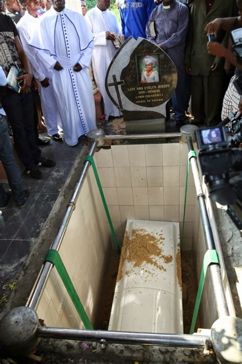 Kefee Buried In Sapele Delta State • Channels Television