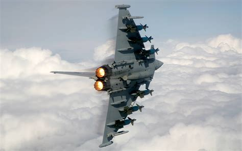 63 Eurofighter Typhoon HD Wallpapers | Background Images
