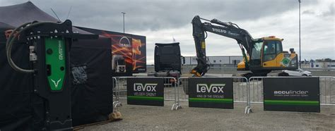 Levox AS – Acculinder EPC System