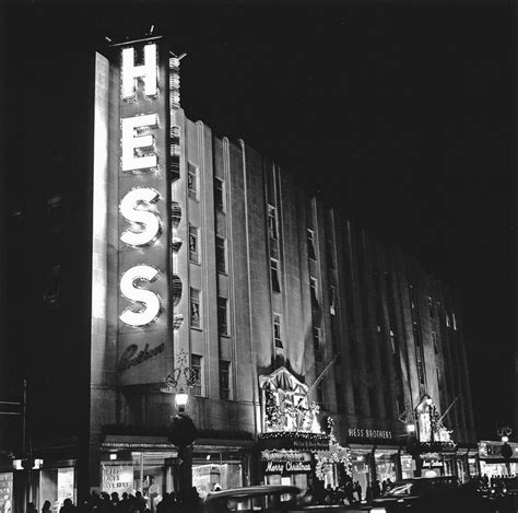 PICTURES: Historic photos of Hess's Department Store - The