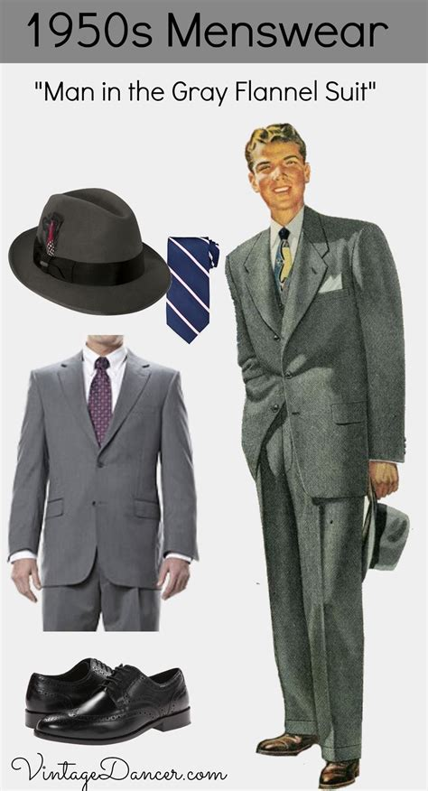 50s Outfits for Men   1950s fashion menswear, 1950 mens