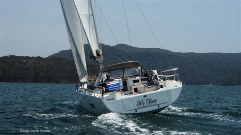 Bavaria C45 For Sale | Ensign Yacht Brokers