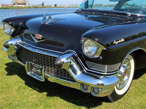 1957 Cadillac Coupe deVille for sale - Classic car ad from