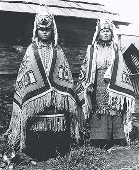 The Northwest Coastal People - Family / Social Structure