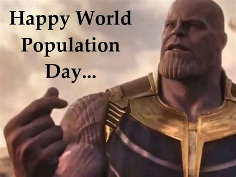 World population day: Funny memes on crude reality - Times