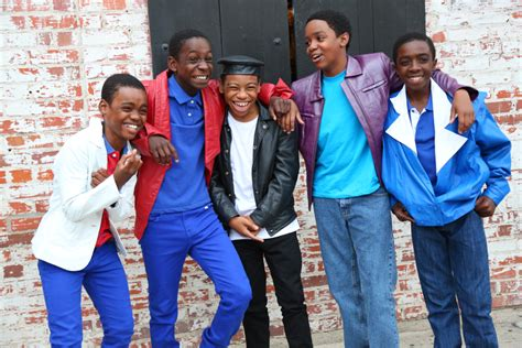 Behind the scenes with BET's 'New Edition Story' costume