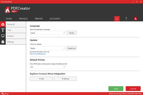 Download PDFCreator 4