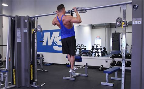 Band Assisted Chin Up (From Foot): Video Exercise Guide & Tips