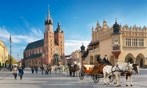 Euro 2012: Pitch up in cracking Krakow, the Polish