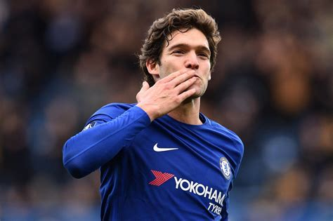 Chelsea's Marcos Alonso makes football history with Spain