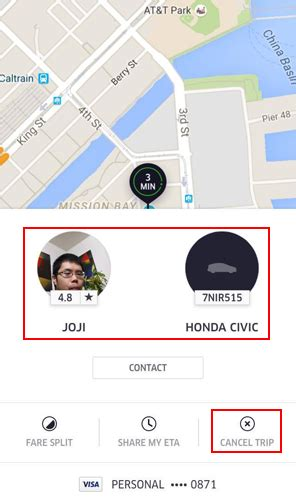 How to Cancel an Uber Ride | Free Uber Tutorials from