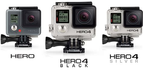 GoPro To Stop Budget Action Cam Line   Popular Airsoft