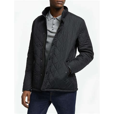 Barbour Lifestyle Powell Quilted Jacket at John Lewis