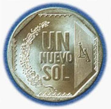 Peruvian nuevo sol - currency – Flags of The World