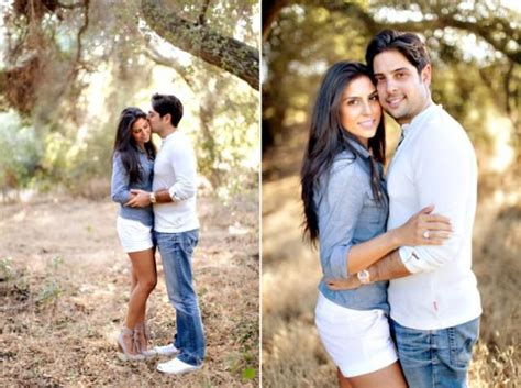 What To Wear For Your Engagement Photos - Weddbook