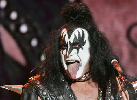 Gene Simmons | 10 Most Famous Rock & Roll Tongues