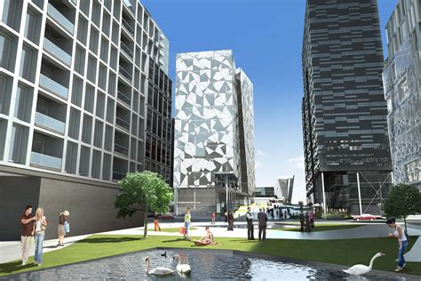 High resolution renderings (Oslo projects) - SkyscraperCity