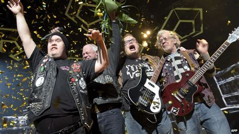Down's Syndrome Punk Band PKN To Represent Finland at