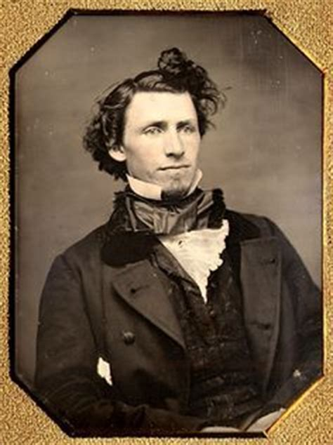 This guy may have invented the man bun