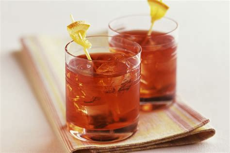 The Famous Negroni Cocktail Recipe