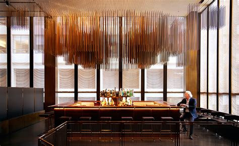 The Seagram Building's new restaurant is finally unveiled