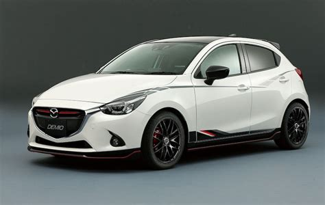 First Tuned Mazda2 and CX-3 Revealed Ahead of Tokyo Auto