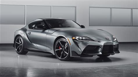 2020 Toyota GR Supra Wallpapers | HD Wallpapers | ID #27339