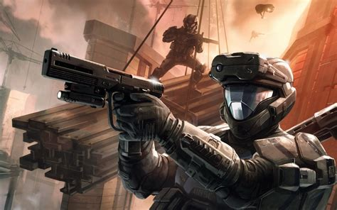 Halo 3 HQ Wallpapers | HD Wallpapers | ID #8137