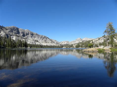 Emigrant Wilderness - Camping & Backpacking