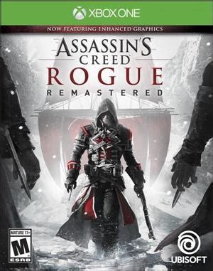 Assassin's Creed: Rogue Remastered Xbox One Release Date