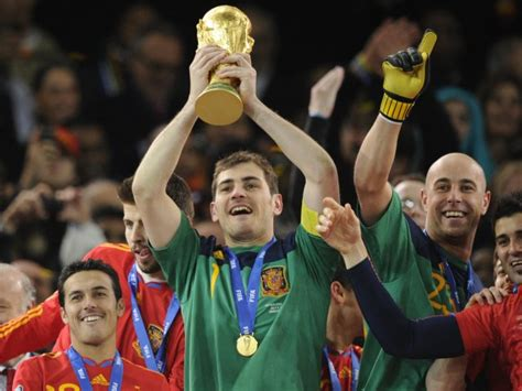 FIFA World Cup countdown: Top 10 Spanish players of all