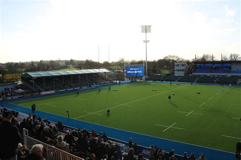 The Rugby Ground Guide - Allianz Park (Saracens)