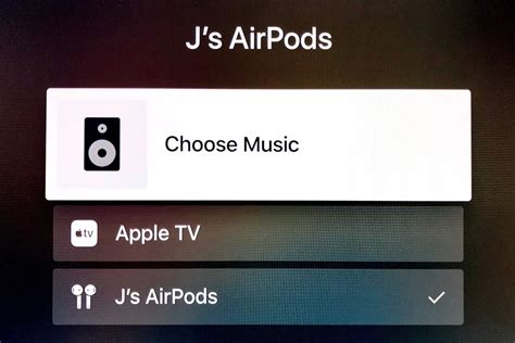 How to use AirPods with Apple TV   Macworld