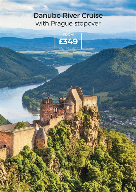 ARosa cruise, Danube River cruise with Prague stopover by