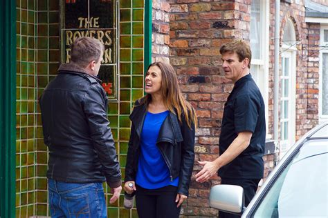 Coronation Street spoilers: Michelle clashes with Steve as