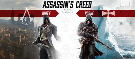 Assassin's Creed Pre-Order Guide: Unity & Rogue | The