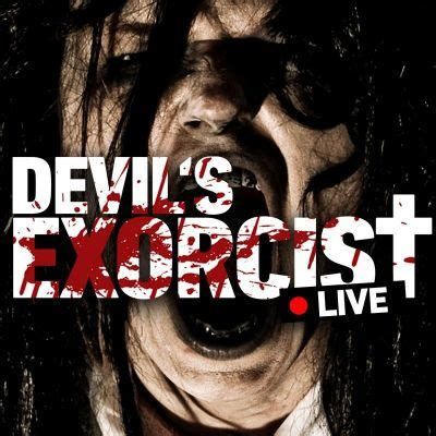 Tickets für Devil's Exorcist: The Horror-Live-Experience