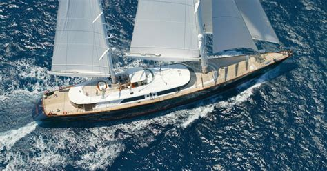 2003 Perini Navi SY Burrasca Sail New and Used Boats for Sale