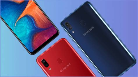Galaxy A20 Launched In India, Price, Specs, Availability