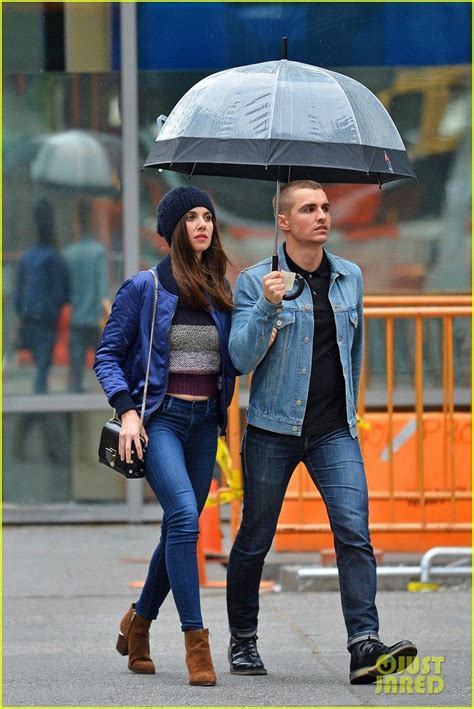 Alison Brie & Dave Franco   Dave franco, Dave franco wife
