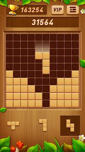 Wood Block Puzzle - Free Classic Block Puzzle Game for