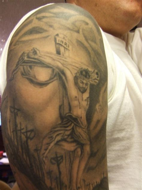 Christian Tattoos Designs, Ideas and Meaning | Tattoos For You