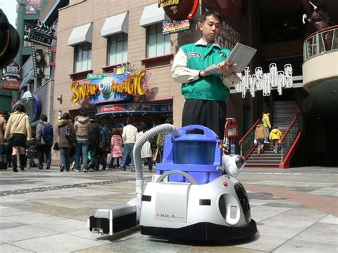 Janitor robot does more than clean floors | TechRadar