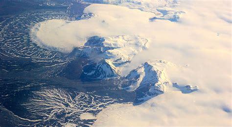 News   NASA Radar Maps the Winter Pace of Iceland's Glaciers