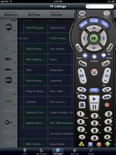 Verizon Launches FiOS App for iPad, No Live TV Streaming