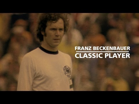 Franz Beckenbauer - the man with the golden touch is