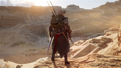 Assassin's Creed: Origins - Valley of the Kings - Open