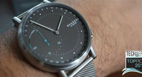 SKAGEN Connected Signatur review: An elegant and simple