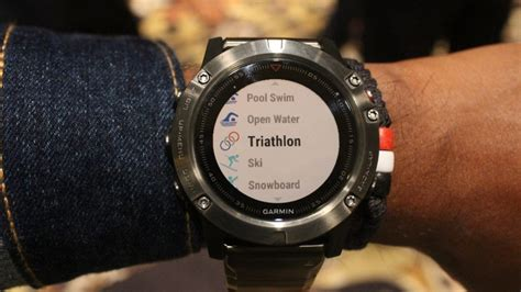 Garmin Fenix 5 first look: King of the outdoor watches