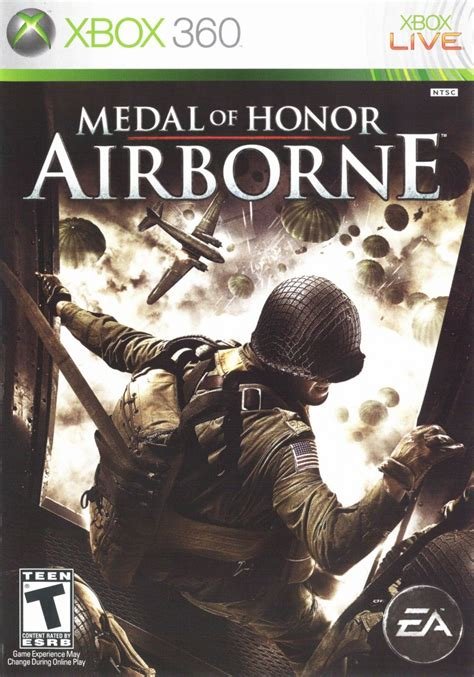 Medal of Honor: Airborne for PlayStation 3 (2007) - MobyGames